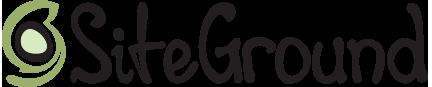 SiteGround sponsor logo