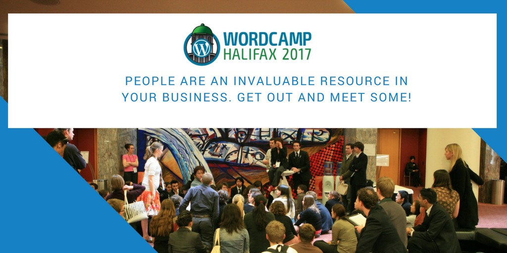 A Shocking Revelation about ROI from attending an event like WordCamp Halifax